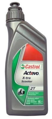 Масло Castrol ACT EVO X-TRA SCOOTER 2Т