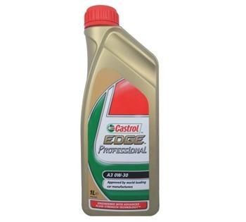 Масло Castrol EDGE Professional SAE 0W-30 ACEA A3