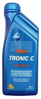 Масло Aral Hightronic C SAE 5W-30