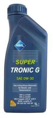 Масло Aral Supertronic G SAE 0W-30