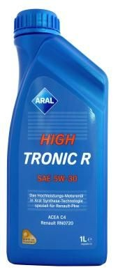 Масло Aral Hightronic R SAE 5W-30
