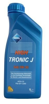 Масло Aral Hightronic J SAE 5W-30