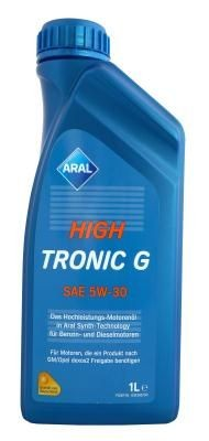 Масло Aral Hightronic G SAE 5W-30