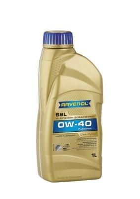 Масло Ravenol Super Synthetik Oel SSL SAE 0W-40