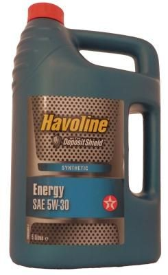 Масло моторное Texaco Havoline Energy 5W-30