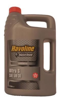 Масло моторное Texaco Havoline Ultra S 5W-30