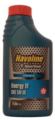 Масло моторное Texaco Havoline Energy EF 5W-30
