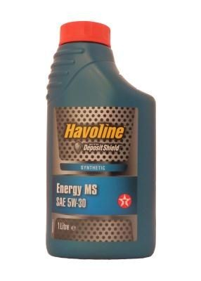 Масло моторное Texaco Havoline Energy MS 5W-30