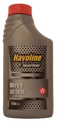 Масло моторное Texaco Havoline Ultra V 5W-30