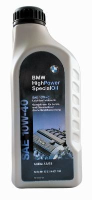 Масло BMW High Power Special Oil