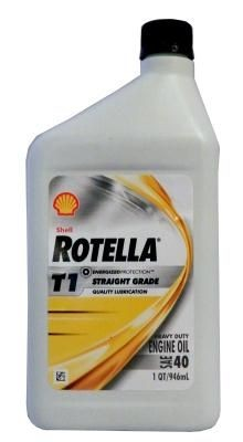 Масло моторное Shell Rotella T1 40