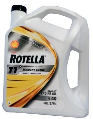 Масло Shell Rotella T1 40