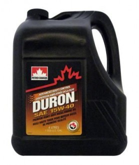Масло Petro-Canada Duron 15W-40