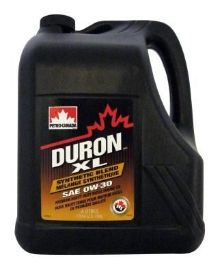 Масло Petro-Canada Duron XL Syntetic Blend 0W-30