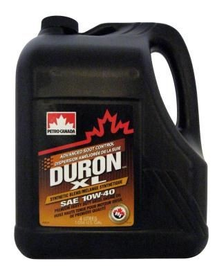 Масло Petro-Canada Duron XL Syntetic Blend 10W-40