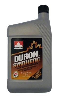 Масло Petro-Canada Duron Syntetic 5W-40