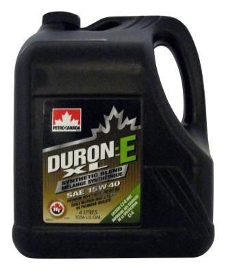 Масло Petro-Canada Duron-E XL Syntetic Blend 15W-40