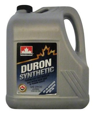 Масло Petro-Canada Duron Syntetic 0W-30