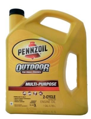 Масло Pennzoil Outdoor Multi-Purpose 2-Cycle Premium Engine Oil