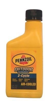 Масло Pennzoil 2-Cycle Outdoor Oil for Air Cooled Engines