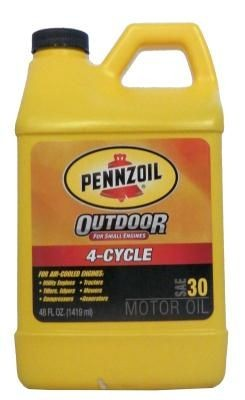 Масло Pennzoil 4-Cycle Outdoor Motor Oil SAE 30