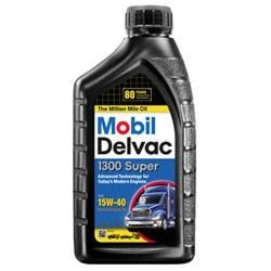 Масло Mobil Delvac 1300 SUP 15W-40