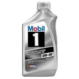 Масло Mobil 1 0W-40