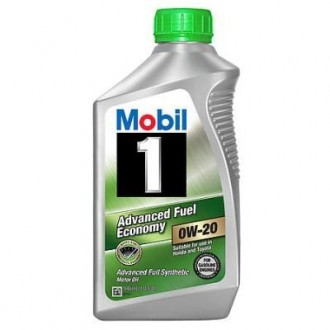 Масло Mobil 1 0W-20 AFE