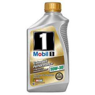Масло Mobil 1 EP 10W-30
