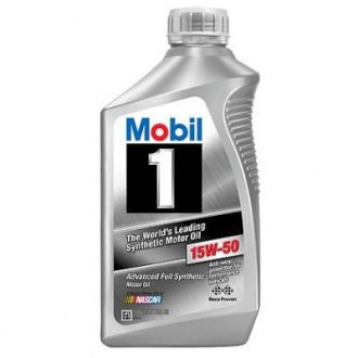 Масло Mobil 1 15W-50