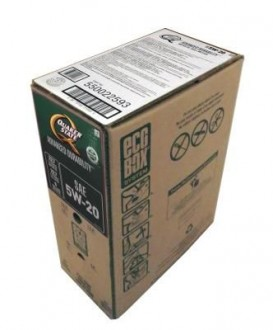 Масло Quaker State Advanced Durability SAE 5W-20 Motor Oil
