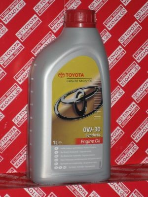 Масло Toyota Engine oil