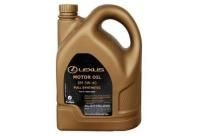 Масло Lexus Motor Oil Full Synthetic SM SAE 5W-40