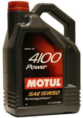 Масло Motul 4100 Power