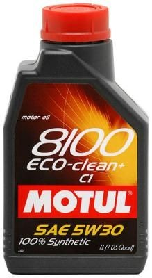 Масло моторное Motul 8100 Eco Clean