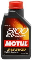 Масло Motul 8100 Eco Clean
