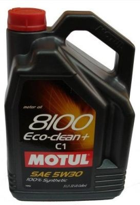Масло Motul 8100 Eco Clean Plus