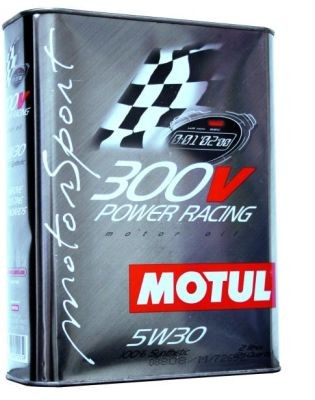 Масло Motul 300V Power Racing