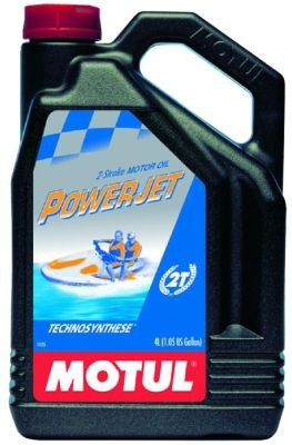 Масло Motul Power Jet 2T