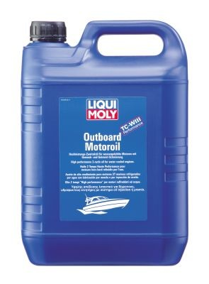 Масло Liqui Moly Outboard Motoroil