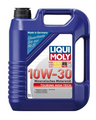 Масло Liqui Moly Touring High Tech