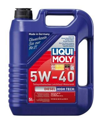 Масло Liqui Moly Diesel High Tech