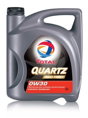 Масло Total Quartz Ineo First 0W-30