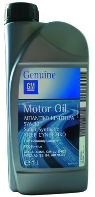 General Motors Super Synthetic