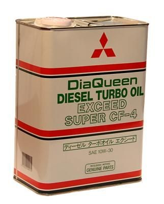 Масло Mitsubishi Diesel Turbo Oil ExceedSuper