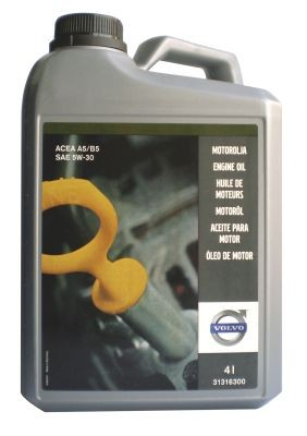 Масло Volvo Engine Oil