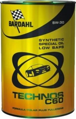 Bardahl TECHNOS LOW-SAPS C60 5W-30