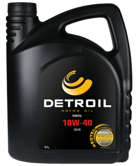Масло DETROIL 10W-40 Mineral