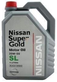 Масло Nissan Super Gold 20W50 SL