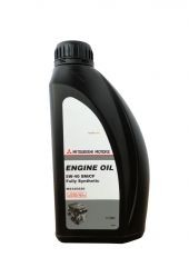 Масло Mitsubishi Engine Oil Fully Synthetic SM/CF SAE 5W-40